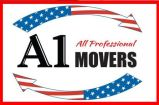 A1 All Pro Professional Movers